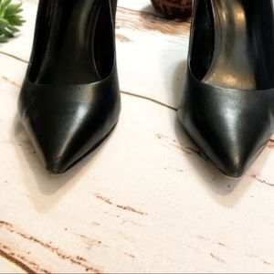 Madonna Truth or Dare Shoes - Classic little black heels! Worn twice size 8.5